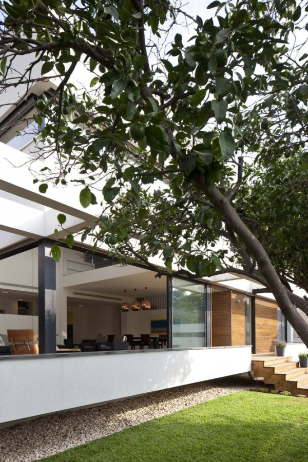 g house by paz gersh architects in ramat hasharon israel 2 G House by Paz Gersh Architects in Israel