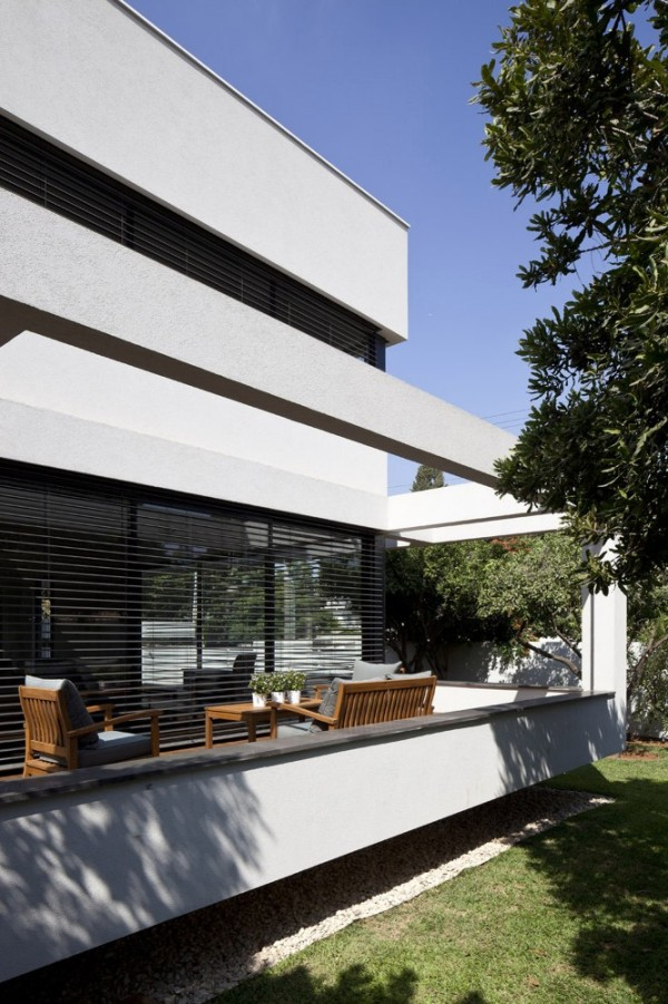 g house by paz gersh architects in ramat hasharon israel 3