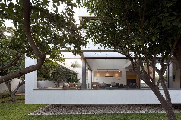 g house by paz gersh architects in ramat hasharon israel 5