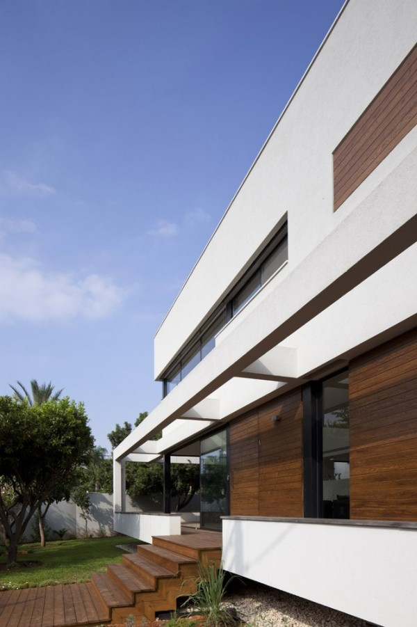 g house by paz gersh architects in ramat hasharon israel 7
