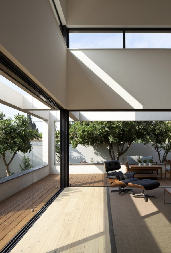 g house by paz gersh architects in ramat hasharon israel 8
