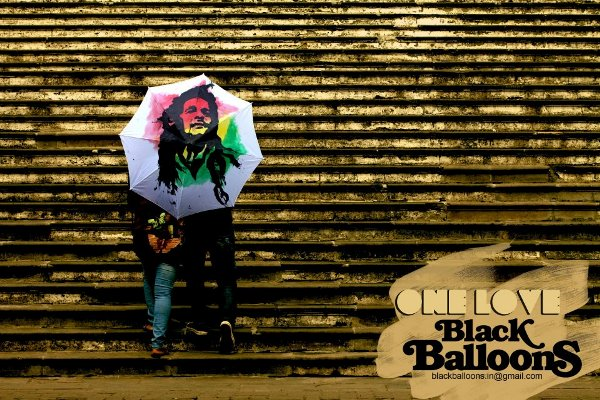 handpainted umbrella designs made in india by black balloons for monsoon season 15