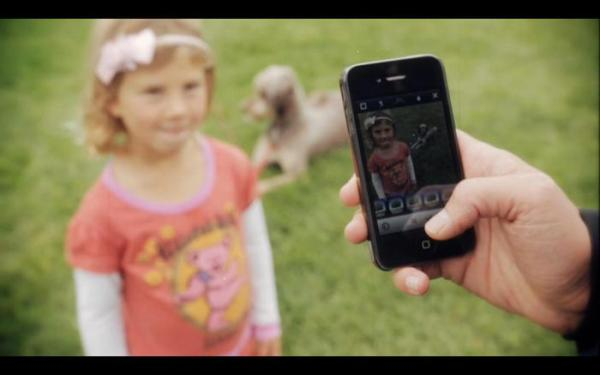 instagram instacube smart device wireless image feed at three times the size android based 3