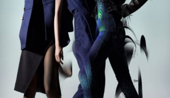 Lane Crawford Fall 2012 by Nick Knight