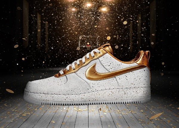 nike air force one xxx pearl collection 1 Nike Air Force 1 XXX Pearl Collection