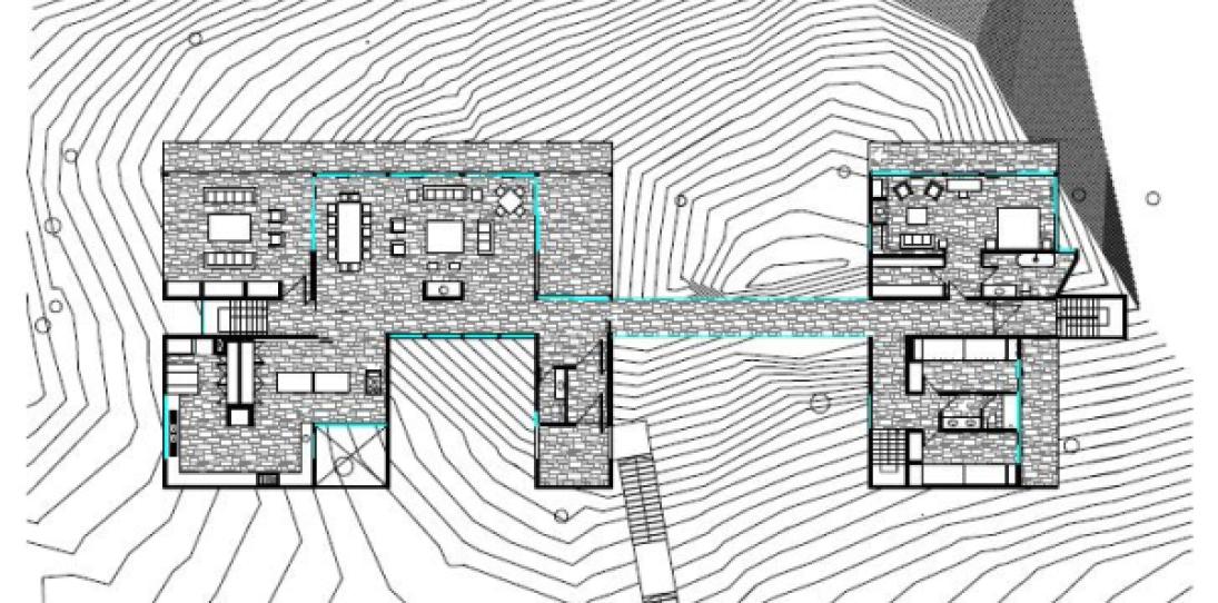 Ranco House by Elton+Leniz Architecture