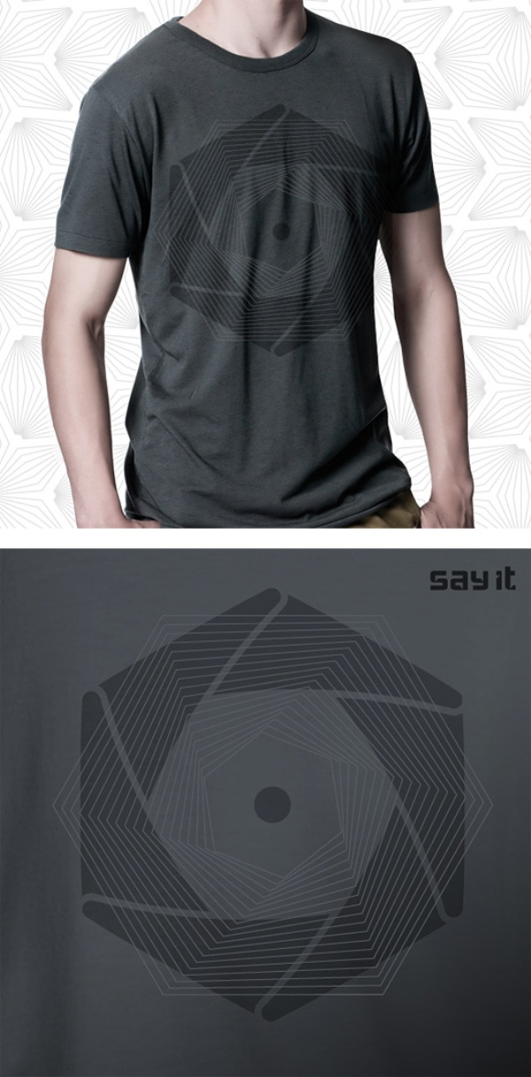 say it urban clothing by eleonora colonna graphic design tshirts 5 SAY IT Clothing by Eleonora Colonna
