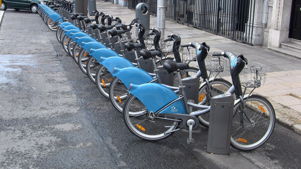 Bike Sharing Programs by Infomatique