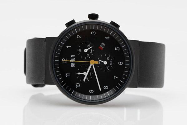 Braun chronograph