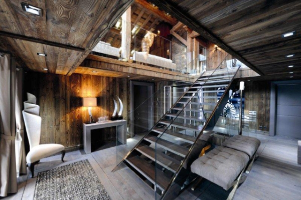 Chalet Brickell Megeve Hotel French ski village 1 Chalet Brickell Ski Village in France