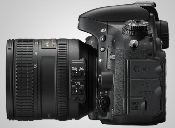 Nikon D600 Full Frame DSLR 1