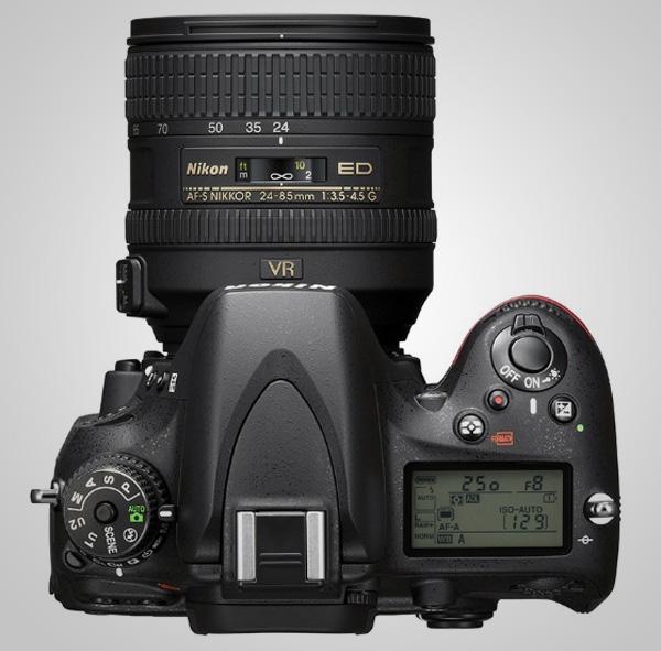 Nikon D600 Full Frame DSLR 2