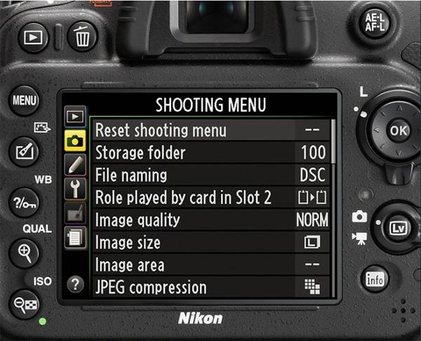 Nikon D600 Full Frame DSLR 3