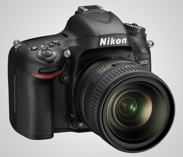 Nikon D600 Full Frame DSLR 4