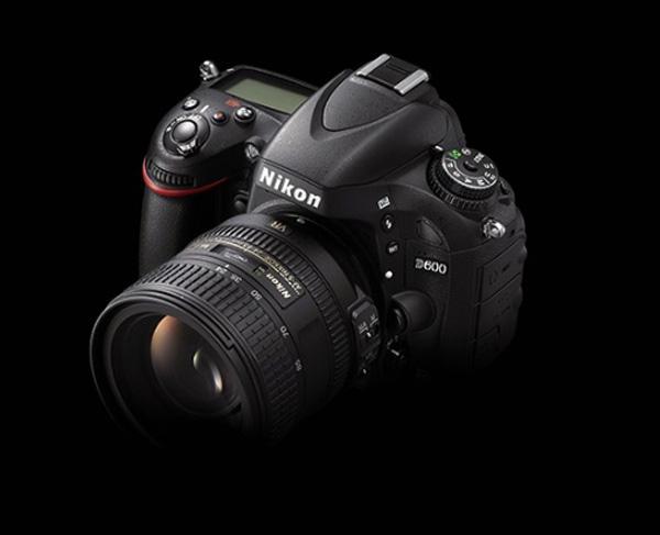 Nikon D600 Full Frame DSLR 6