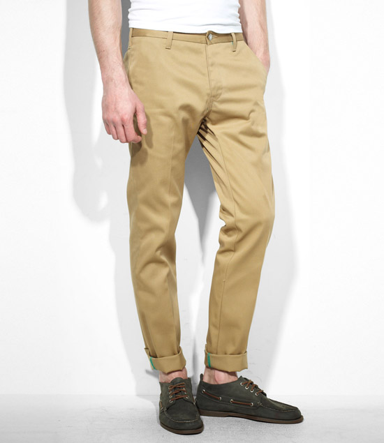 Sta Prest 511 Skinny Trouser Harvest Gold Style: Casual Cool for the Art Gallery Opening