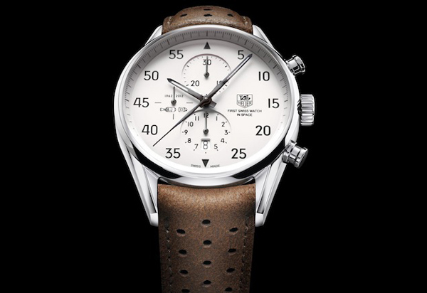 TAG Heuer Carrera SpaceX 1887 1