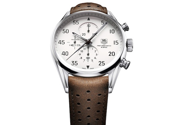 TAG Heuer Carrera SpaceX 1887 3