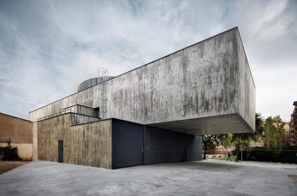 battle i roig arquitectes escola bressol nursery barcelona spain 1 Escola Bressol Nursery in Barcelona