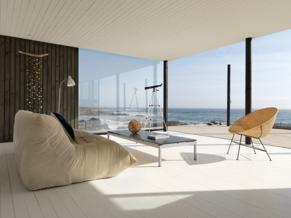 casa w minimial beach house in chile by 01arq 1 Casa W by 01ARQ