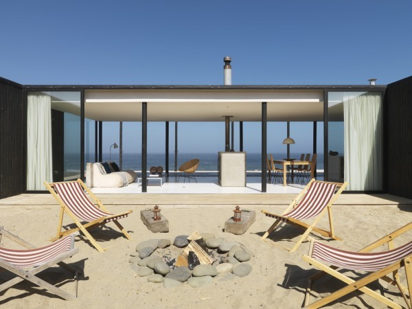 casa w minimial beach house in chile by 01arq 2 Casa W by 01ARQ