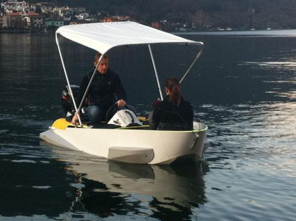 high performance swiss made marine kart boat 9 High Performance and Lightweight Marine Kart