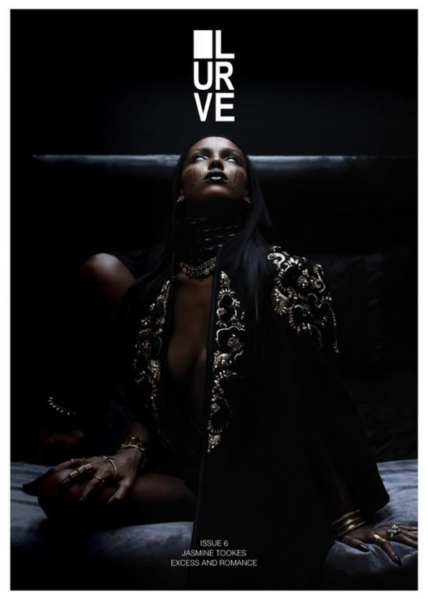 jasmine tookes by tetsuharu kubota lurve 6 cover photo shoot 9 Jasmine Tookes by Tetsuhara Kubota