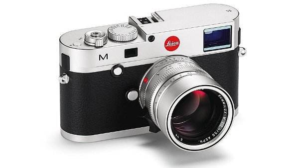 leica M full frame hd video interchangeable lens camera 1 Leica M Full Frame Camera