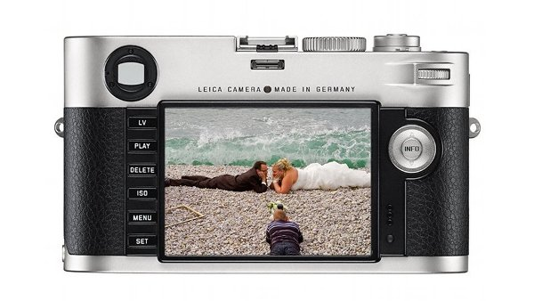 leica M full frame hd video interchangeable lens camera 2 Leica M Full Frame Camera