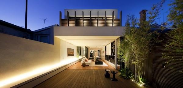 nicholson residence by matt gibson architecture + design in melbourne australia 3 Nicholson Residence by Matt Gibson Architecture