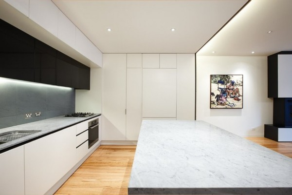 nicholson residence by matt gibson architecture + design in melbourne australia 4