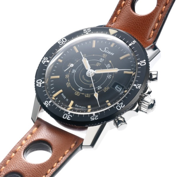 sinn tachymetric chronograph limited edition watch 1 Tachymetric Chronograph by Sinn