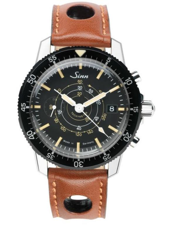 sinn tachymetric chronograph limited edition watch 2 Tachymetric Chronograph by Sinn