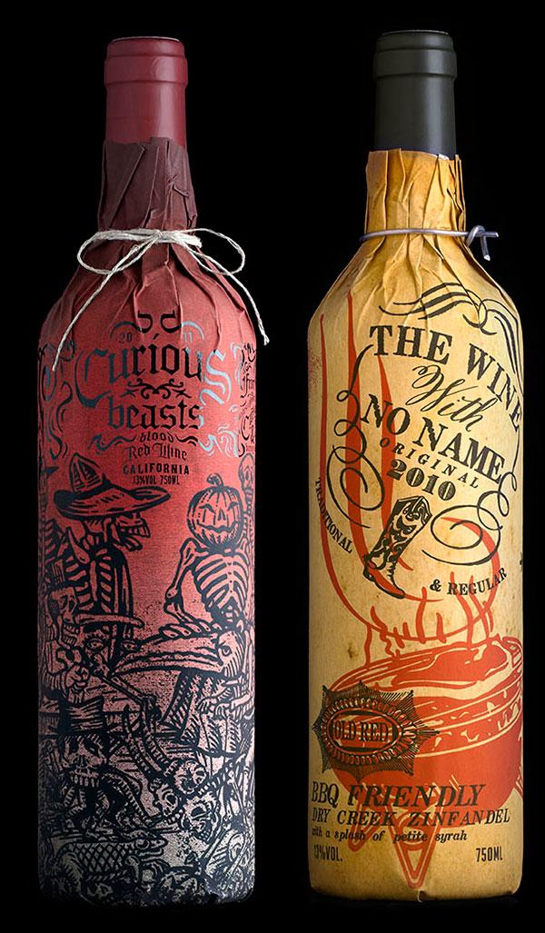 stranger and stranger wine packagine 2012 4