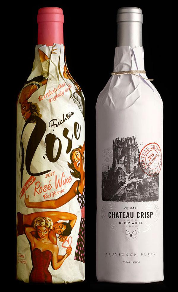 stranger and stranger wine packagine 2012 5