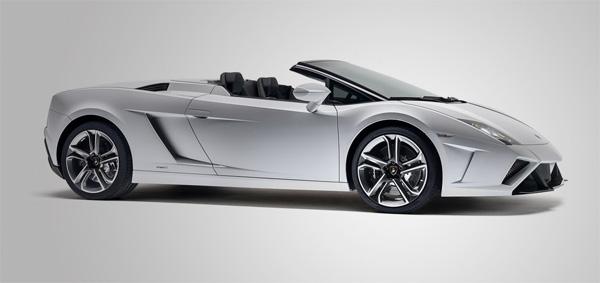 2013 Lamborghini Gallardo Spider 1