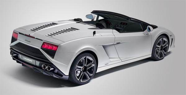 2013 Lamborghini Gallardo Spider 3