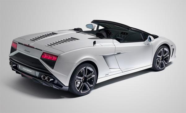 2013 Lamborghini Gallardo Spider 5