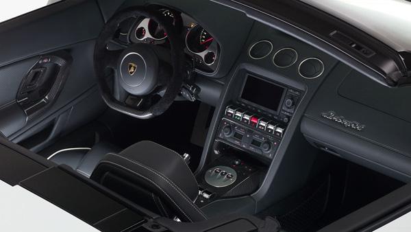2013 Lamborghini Gallardo Spider 6