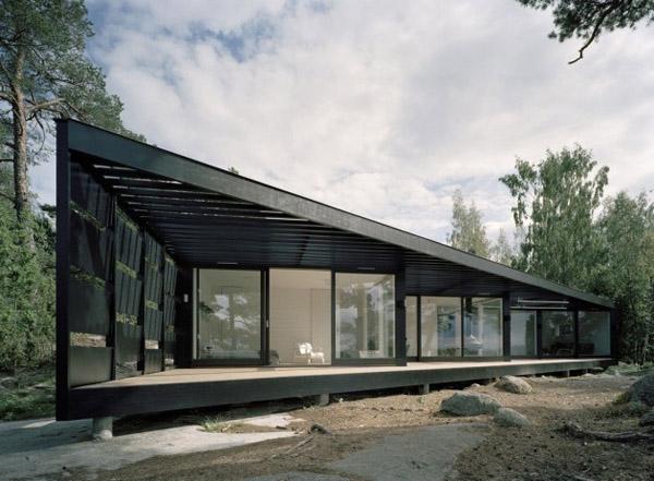Archipelago House by Tham Videgård Arkitekter 1 Archipelago House by Tham & Videgard