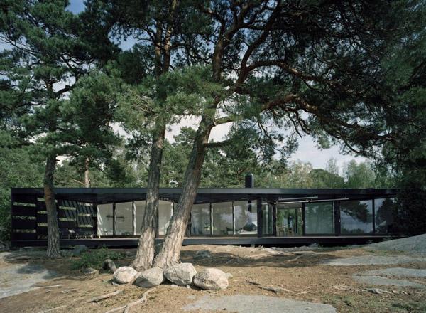 Archipelago House by Tham Videgård Arkitekter 3 Archipelago House by Tham & Videgard