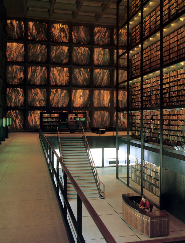 Beinecke Rare Book and Manuscript Library 1