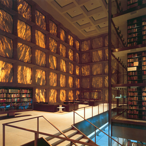 Beinecke Rare Book and Manuscript Library 2