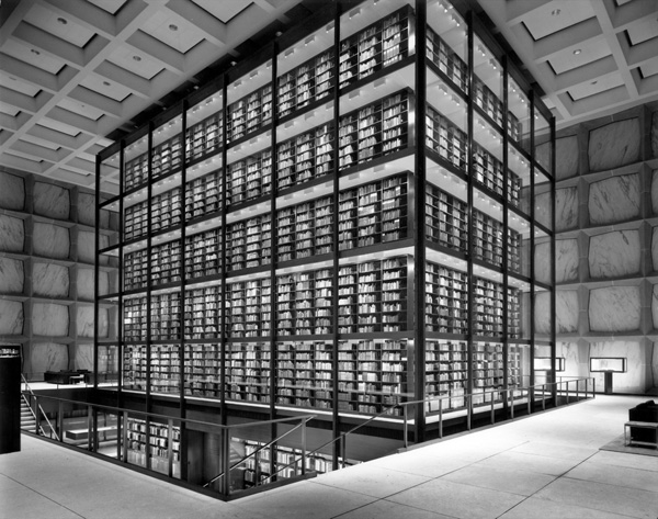Beinecke Rare Book and Manuscript Library 4