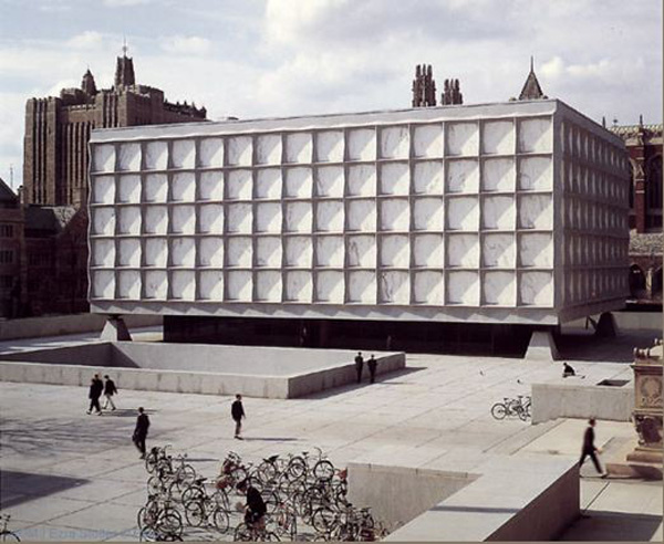Beinecke Rare Book and Manuscript Library 5