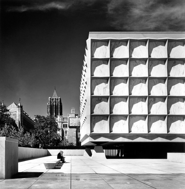 Beinecke Rare Book and Manuscript Library 6