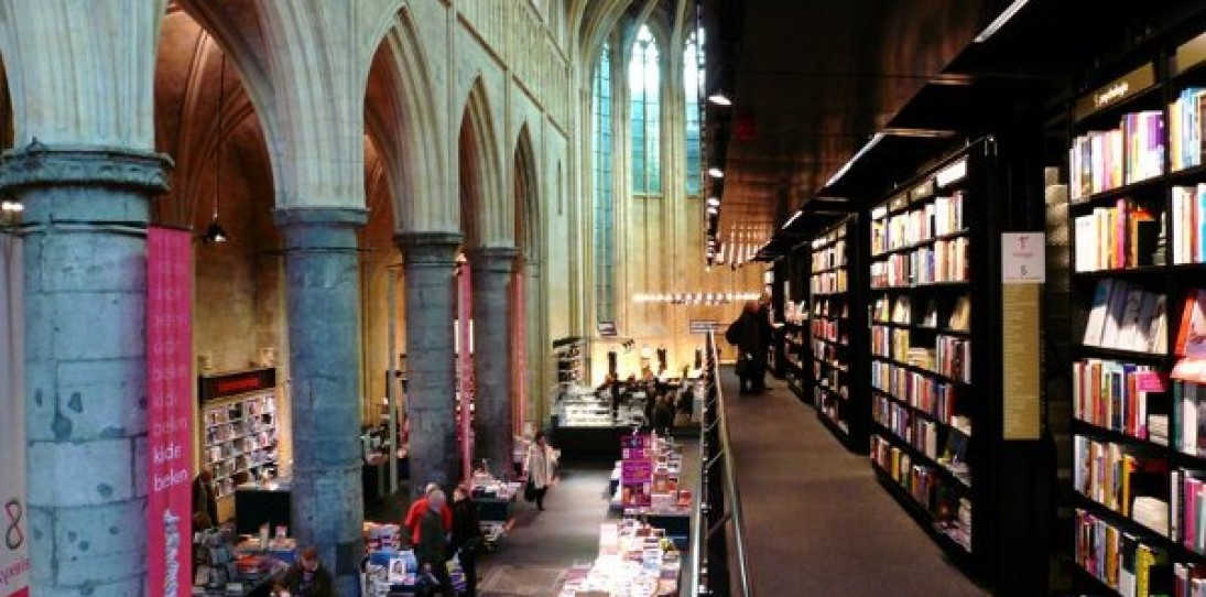 Book Lovers Paradise: 10 Amazing Bookstores Around the World