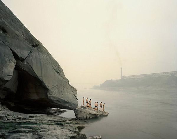 Chinas Longest River by Nadav Kander 1