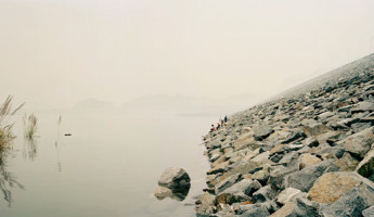 China's Longest River by Nadav Kander