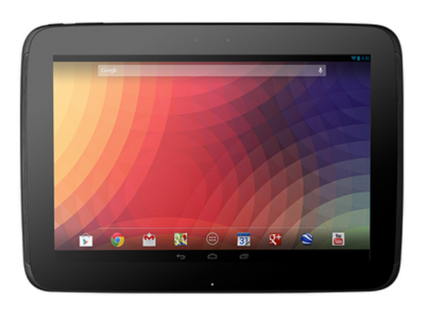 Google Nexus 10 Tablet 1 Google Nexus 10 Tablet